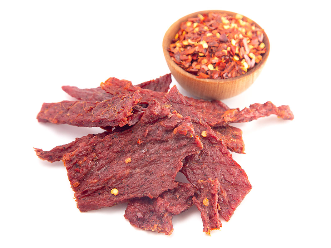 Load up on jerky for your next camping outing or road trip